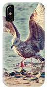 Seagull Flaps IPhone Case