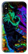 Seahorse Mosaic IPhone Case