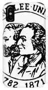 Seal: Washington & Lee IPhone Case