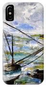 Seascape 695232 IPhone Case