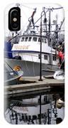Seattle Fishermans Terminal IPhone Case