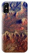 Sedona Arizona Planet Earth IPhone Case
