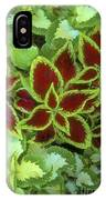 Sedona Floral IPhone Case