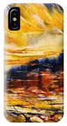 Sedona Sky IPhone Case