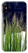 Seedy Grass IPhone Case