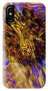 Seize The Day - Abstract Art IPhone Case