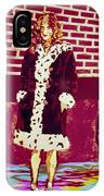 Self Paintlet 1975 IPhone Case