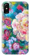 Serendipity Floral IPhone Case