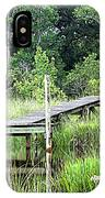 Serenity Pier IPhone Case