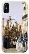 Seville: Good Friday, 1862 IPhone Case