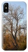 Shadow Cliff Tree IPhone Case