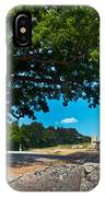 Shady Hilltop IPhone Case