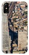 Shard London Aerial View IPhone Case