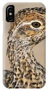 Sharp-tailed Grouse IPhone Case