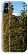 Sheared Trees IPhone Case