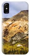Sheep Mountain Along Glenn Highway IPhone Case