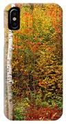 Shelburne Birches 2 IPhone Case