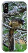 Shermans Fox Squirrel IPhone Case