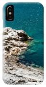 Shimmering Azure Water I IPhone Case