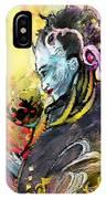 Shiva Diva IPhone Case