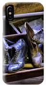 Shoe - The Shoe Cobblers Box IPhone Case