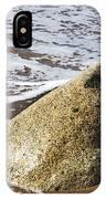 Shoreline Rock IPhone Case