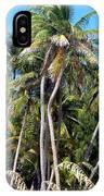 Shy Palms IPhone Case