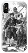 Sicily: Guerrillas, 1860 IPhone Case