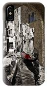 Sicily Meets Venice IPhone Case