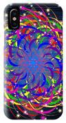 Siete Colores 2012 IPhone Case