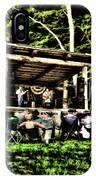 Silver Lake One Man Jam Fest IPhone Case