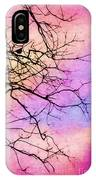 Singing In The Sunshine IPhone Case