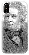 Sir Charles E. Trevelyan IPhone Case