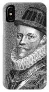 Sir John Hawkins (1532-1595) IPhone Case