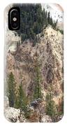 Sit For A Spell At Grand Canyon In Yellowstone IPhone Case