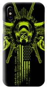 Six Shooter IPhone Case