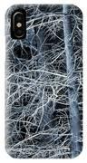 Skeleton Tree IPhone Case