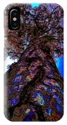 Skies The Limit Abstract IPhone Case