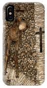 Skull Church IPhone Case