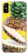 Sliced Pineapple IPhone Case