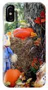 Smile It's Autumn IPhone Case