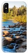 Smooth Rapids IPhone Case