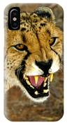Snarl IPhone Case