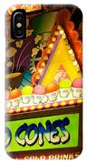 Sno Cones 4165 IPhone Case