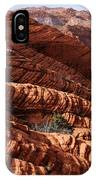 Snow Canyon 2 IPhone Case