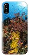 Soft Coral And Sea Fan, Fiji IPhone Case