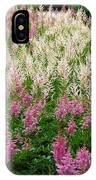 Soft Meadow  IPhone Case