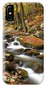 Softly Flowing IPhone Case