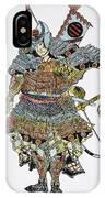 Soldier: Samurai IPhone Case