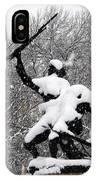 Soldiers In The Snow IPhone Case